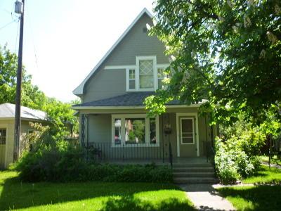 Missoula Single Family Home For Sale: 816 Hilda Avenue