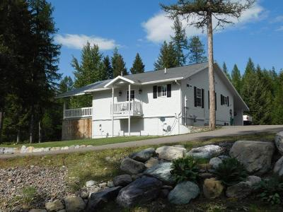 Columbia Falls Single Family Home For Sale: 140 Harrison Court