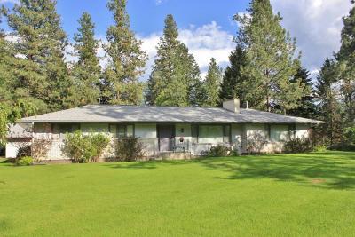 Missoula Single Family Home For Sale: 100 Garnet Avenue