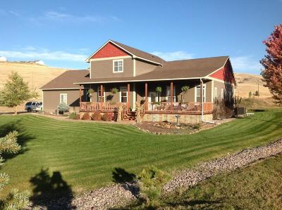Missoula MT Single Family Home For Sale: $739,900