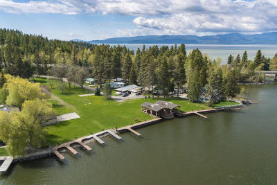 Flathead County Residential Lots & Land For Sale: 157 Bay Drive