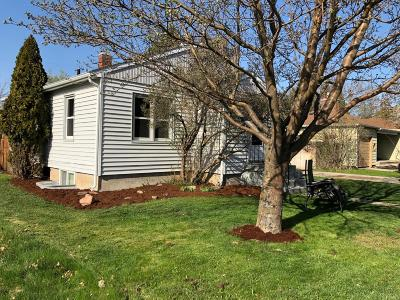 Missoula County Single Family Home For Sale: 606 North Avenue West