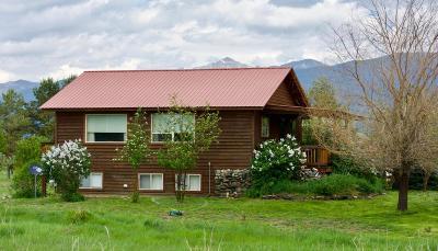 Lincoln County Single Family Home For Sale: 43 Baron Lane