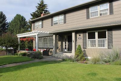 Missoula MT Single Family Home For Sale: $575,000