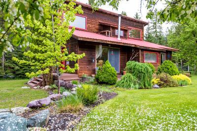 Flathead County Single Family Home For Sale: 163 Krause Lane