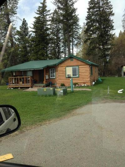 Kalispell Single Family Home For Sale: 3318 U.s. Hwy 2 East