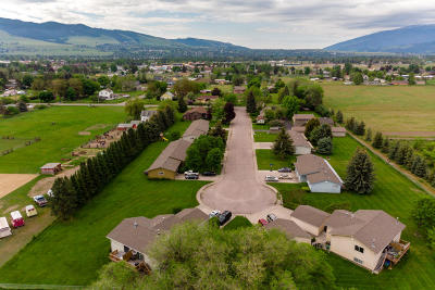 Missoula Multi Family Home Under Contract Taking Back-Up : Birchwood Lane