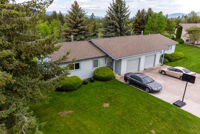 Missoula MT Multi Family Home For Sale: $299,000
