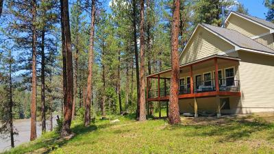 Saint Regis Single Family Home For Sale: 115 Donlan Flats Road