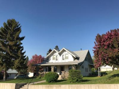 Eureka, Rexford Single Family Home Under Contract Taking Back-Up : 401 1st Avenue West