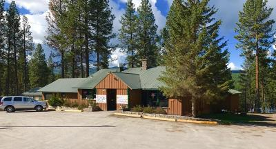Flathead County Commercial For Sale: 12250 U.s. Highway 2 West