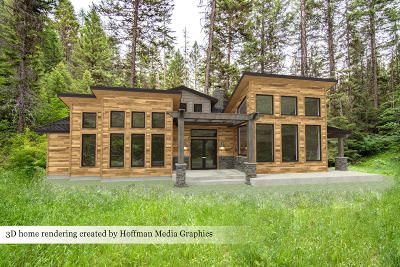Missoula County Residential Lots & Land For Sale: 11433 Bench Road