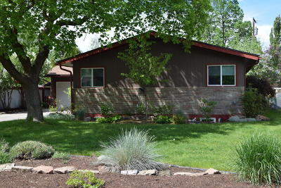 Missoula Single Family Home Under Contract with Bump Claus: 620 Woodworth Avenue