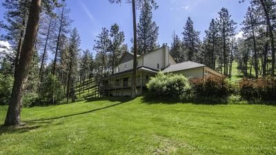 Frenchtown Single Family Home For Sale: 15700 Mill Creek Road
