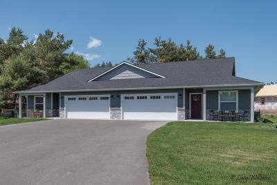 Bigfork Single Family Home For Sale: 230 Log Yard Court