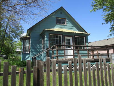 Lincoln County Single Family Home For Sale: 301 Central Avenue