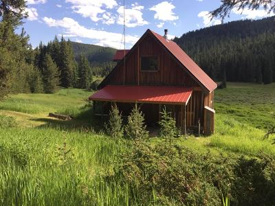 Flathead County Single Family Home For Sale: 2550 Mountain Meadow Road