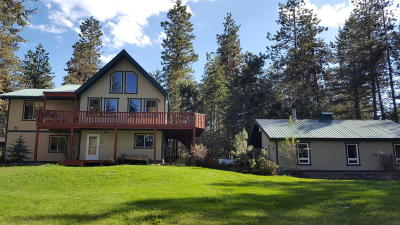 Polson Single Family Home For Sale: 31532 Meadow Road