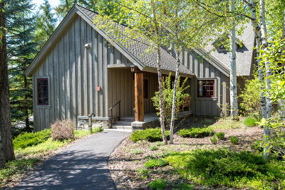 Flathead County Single Family Home For Sale: 2100 Iron Horse Drive