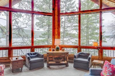 Whitefish Single Family Home For Sale: 268 Luge Lane