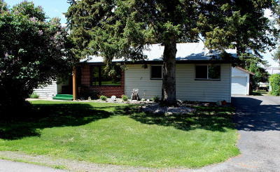 Columbia Falls, Hungry Horse, Martin City, Coram Single Family Home Under Contract Taking Back-Up : 430 2nd Avenue East
