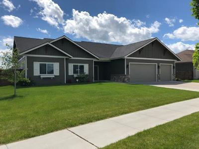 Flathead County Single Family Home Under Contract Taking Back-Up : 138 East Swift Creek Way