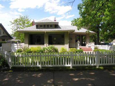 Missoula Single Family Home Under Contract Taking Back-Up : 340 Daly Avenue