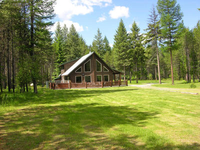 Thompson Falls Single Family Home For Sale: 58 Fir Drive