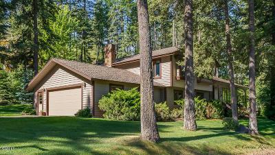 Flathead County Single Family Home For Sale: 200 Eagle Bend Drive