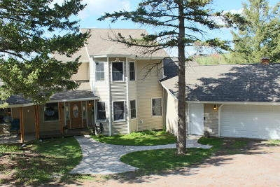 Kalispell Single Family Home Under Contract Taking Back-Up : 1257 Smith Lake Road