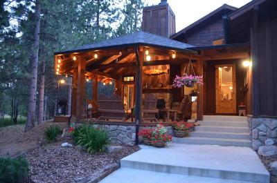 Hamilton Single Family Home For Sale: 344 Lost Horse Road
