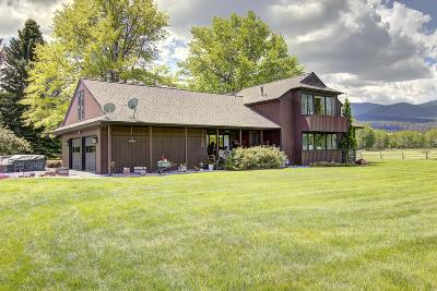 Missoula Single Family Home For Sale: 4375 Highway 93 South