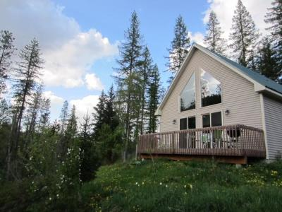 Columbia Falls Single Family Home For Sale: 3925 North Fork Road
