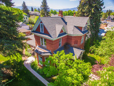 Missoula Single Family Home For Sale: 425 South 5th Street West