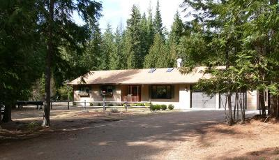 Lincoln County Single Family Home For Sale: 3380 Old Us Hwy 2 North