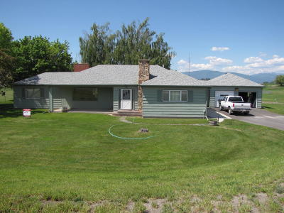 Lincoln County Single Family Home For Sale: 599 Hwy 93 North