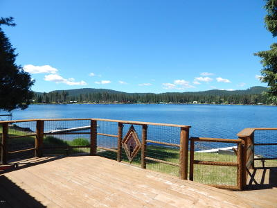 Seeley Lake MT Single Family Home For Sale: $659,000