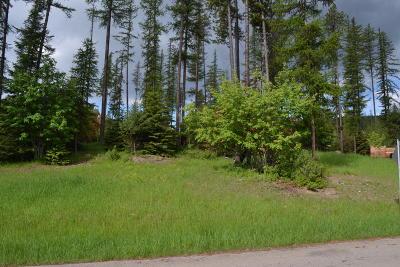 Whitefish Residential Lots & Land For Sale: 346 Stumptown Loop