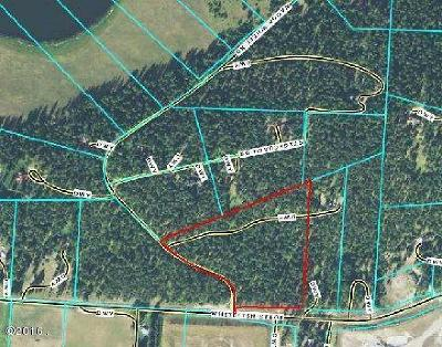Whitefish Residential Lots & Land For Sale: 25 Wagon Wheel Road