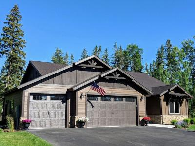 Kalispell Single Family Home For Sale: 484 Forest Edge Trail