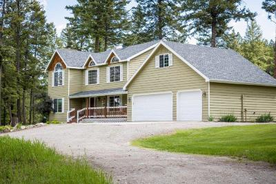 Kalispell Single Family Home For Sale: 111 Shelter View Court