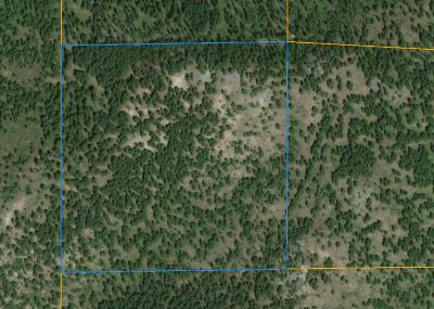 Missoula County Residential Lots & Land For Sale: Unk Cramer Creek Road