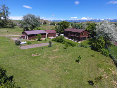 Polson MT Single Family Home Under Contract Taking Back-Up : $318,000