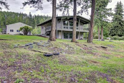 Bigfork Single Family Home Under Contract Taking Back-Up : 9180 Highway 35