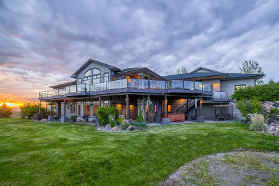 Missoula Single Family Home For Sale: 4601 Goodan Lane