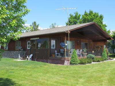 Stevensville Single Family Home For Sale: 138 Middle Burnt Fork Road