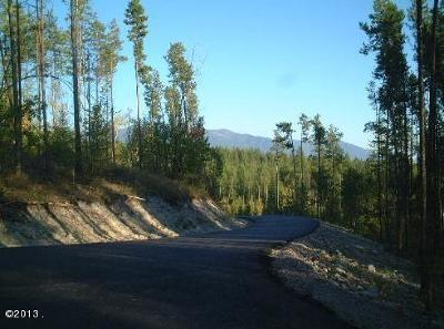 Columbia Falls Residential Lots & Land For Sale: 350 Elk Glen Ridge