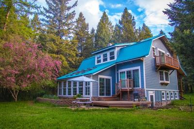 Flathead County Single Family Home For Sale: 909 4th Avenue West North