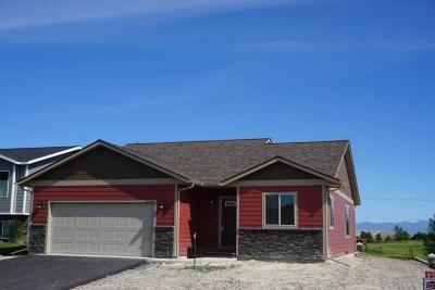 Kalispell MT Single Family Home Under Contract with Bump Claus: $269,900