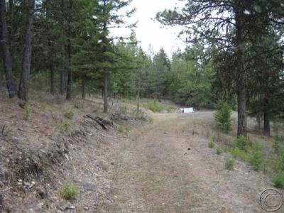 Missoula County Residential Lots & Land For Sale: Nhn Rennick Creek Road